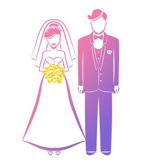 バツイチ子持ち婚