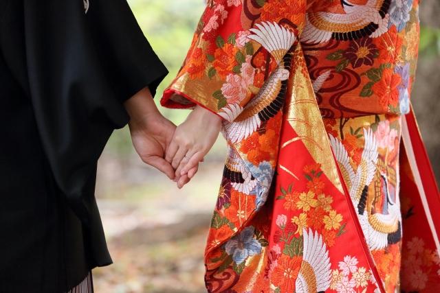 地方の結婚式