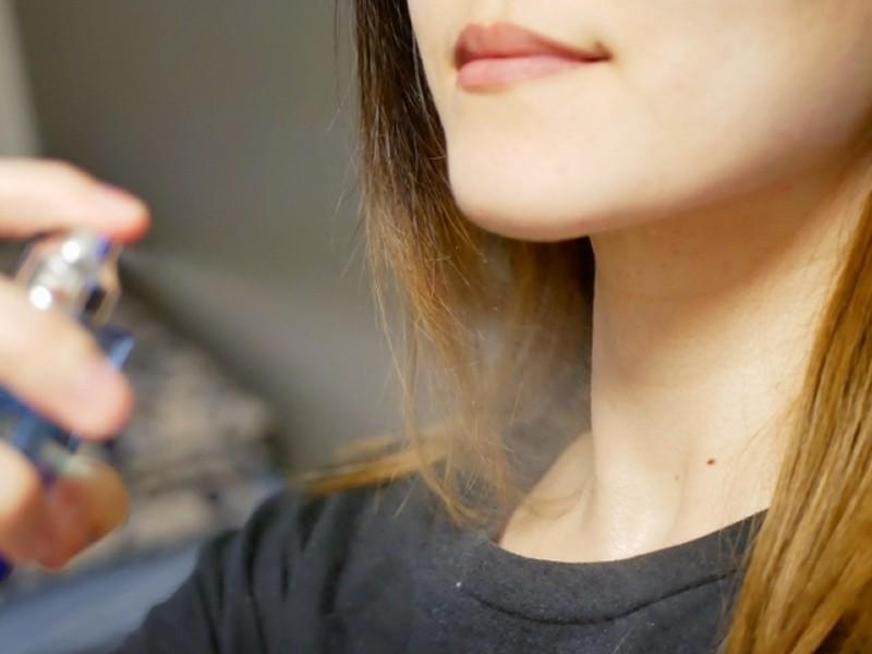 女性からのアプローチいい匂いを