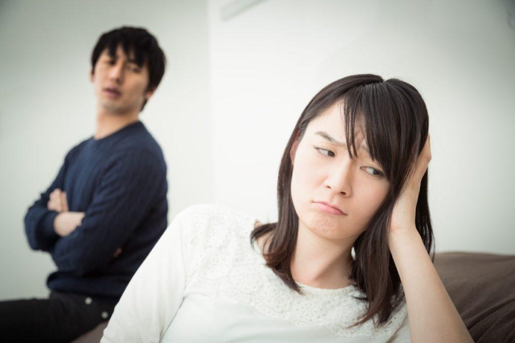 結婚失敗の原因