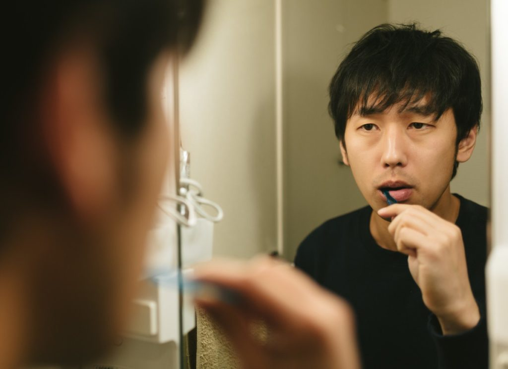 口臭を減らす方法