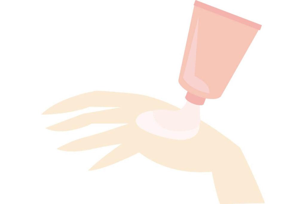 乾燥肌の対策