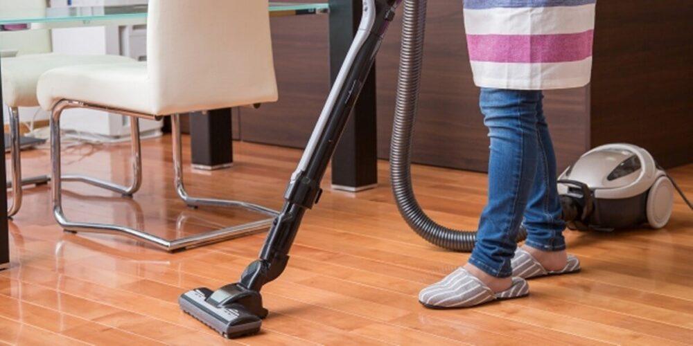 掃除機でハウスダストを減らす