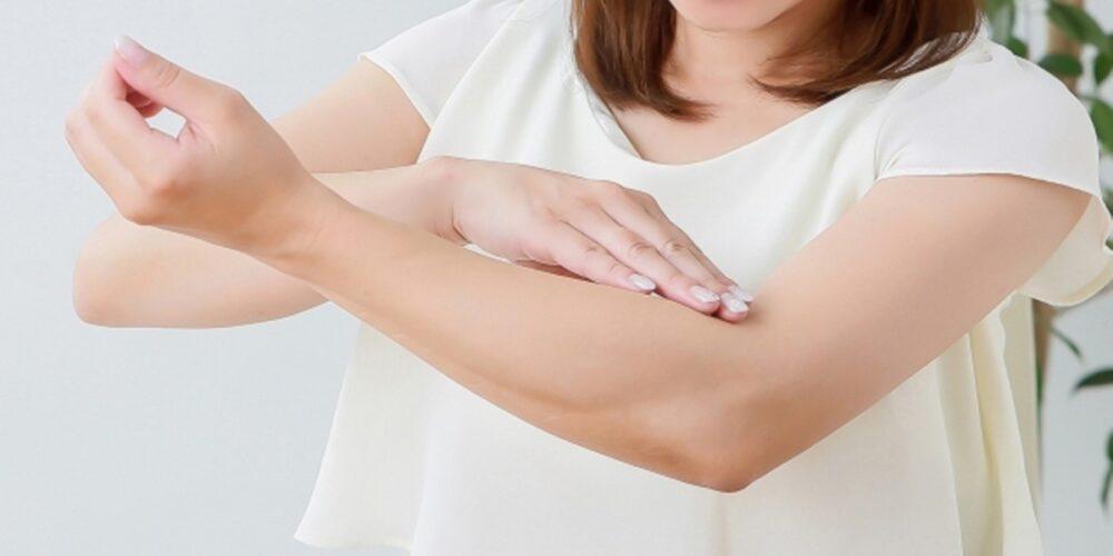 アトピー肌トラブル改善
